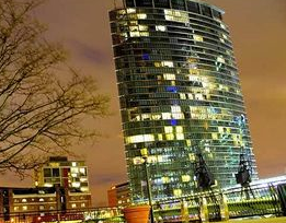 The 5 Star London Marriott Hotel West India Quay