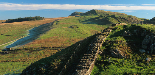 what is hadrians wall