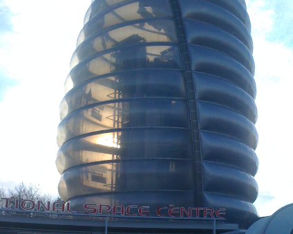 The National Space Centre Located In Leicester is an Ideal Family Day Out