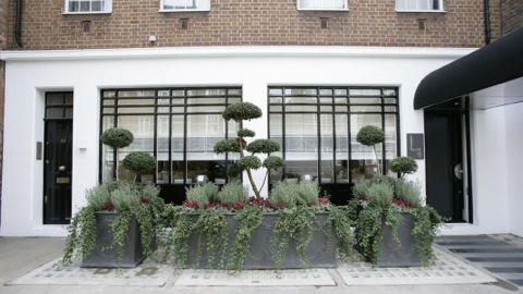 Gordon Ramsay Restaurant in Chelsea, London