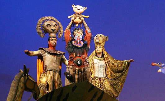 The Lion King comes to Birmingham
