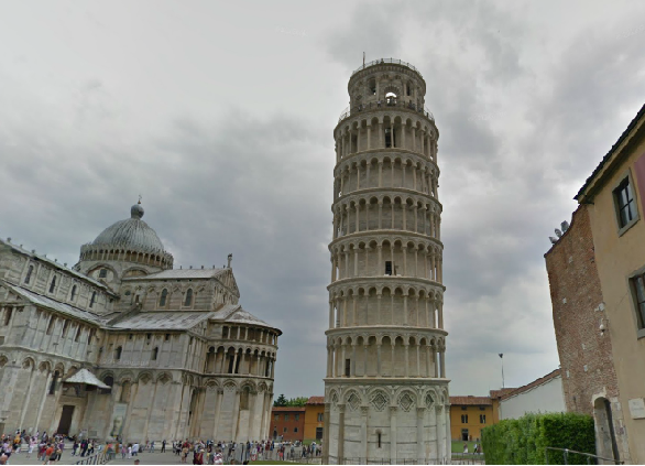 Leaning Tower Of Pisa photos and location