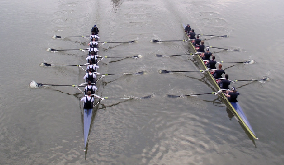 The Oxford and Cambridge Boat Race 2013 winner will be winning the 159th race