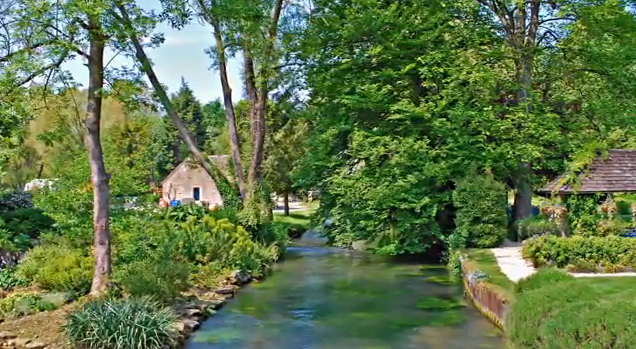 The cotswolds rivers and lakes