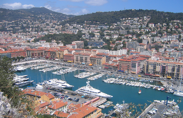 Nice France Where Is Nice In France And What To See And