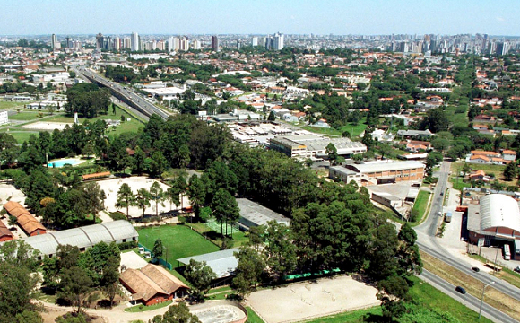 curitiba out of town